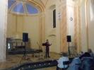 Adventní koncert v kostele sv. Martina z Tours (6.12.2015)