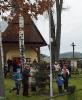 Vánoční zpívání koled u Kapličky (24.12.2014)